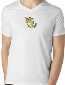 Caterpie Mens V-Neck T-Shirt