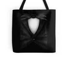 Halloween Town Tux Tote Bag