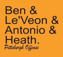Pittsburgh Offense by heliconista