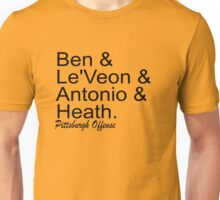 Pittsburgh Offense Unisex T-Shirt