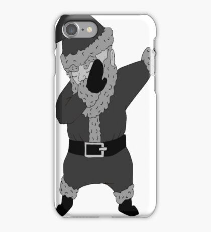 DABBING_SANTA T-Shirt iPhone Case/Skin