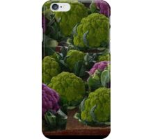 BEAUTIFUL PURPLE & GREEN CAULIFLOWER-PICTURE,TOTE BAG,TRAVEL MUGS,PILLOWS..ECT.. iPhone Case/Skin