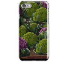 BEAUTIFUL PURPLE & GREEN CAULIFLOWER-PICTURE,TOTE BAG,TRAVEL MUGS,PILLOWS..ECT.. iPhone Case/Skin