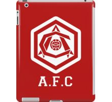 Classic Arsenal Logo iPad Case/Skin