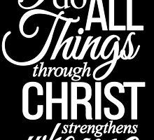 Philippians 4:13 by PolySciGuy