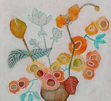 Orange Blossoms by Sandrine Pelissier