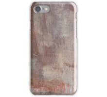 Old wood background iPhone Case/Skin