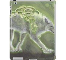 Glowing Mushroomwolf iPad Case/Skin