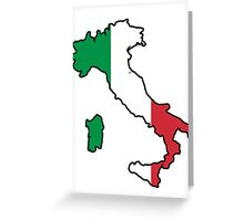 Italy Greeting Card