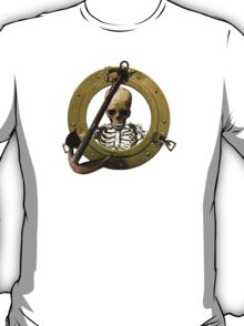 A Pirate Porthole View T-Shirt
