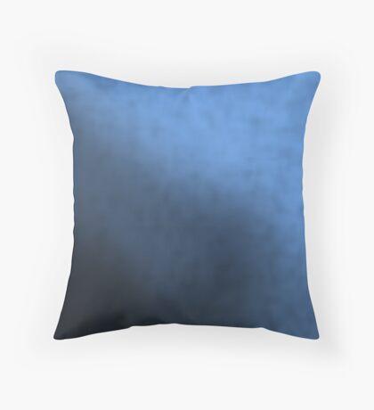 Blue Shades Throw Pillow