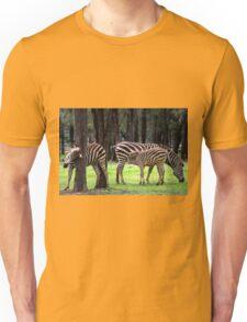 Dubbo Zebra  Unisex T-Shirt