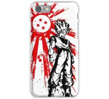 Saiyan Dragon Ball iPhone Case/Skin