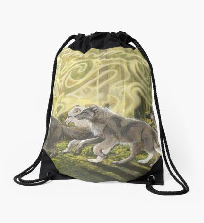Foresthunt Drawstring Bag