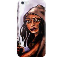 """Michonne [and """"friends""""] iPhone Case/Skin"""