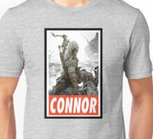 -GEEK- Connor Assassin's Creed Unisex T-Shirt