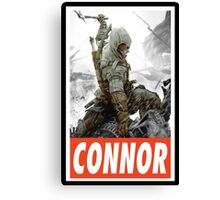 -GEEK- Connor Assassin's Creed Canvas Print
