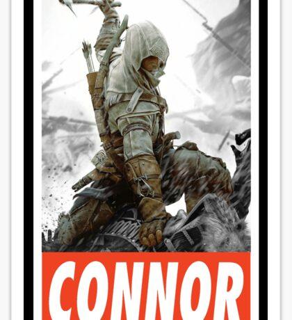 -GEEK- Connor Assassin's Creed Sticker