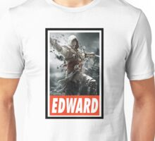 -GEEK- Edward Kenway Assassin's Creed Unisex T-Shirt