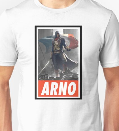 -GEEK- Arno Dorian Assassin's Creed Unisex T-Shirt