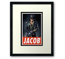 -GEEK- Jacob Frye Assassin's Creed Framed Print