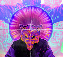 Hotline Miami Sticker
