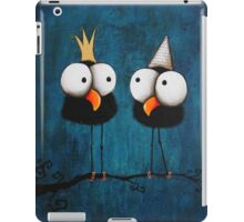 Kings for a day iPad Case/Skin