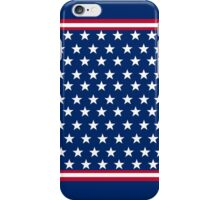 American Flag Inspired Stars and Stripes iPhone Case/Skin