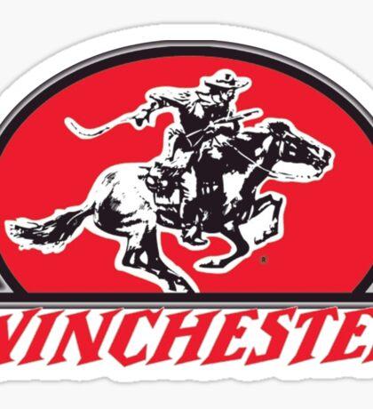 WINCHESTER Riffle Logo Sticker