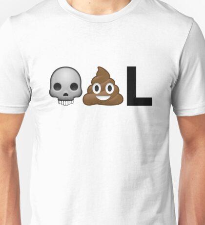 DeadPoopL Unisex T-Shirt