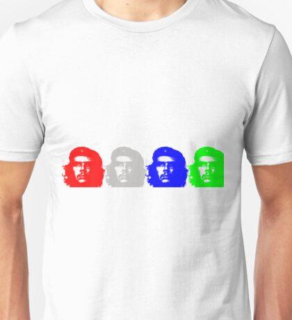 Che Quadriptych  Unisex T-Shirt