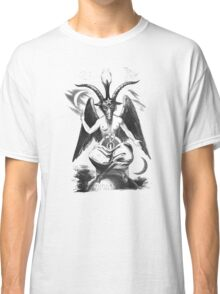 Baphomet - Eliphas Levi Goat Occult Classic T-Shirt