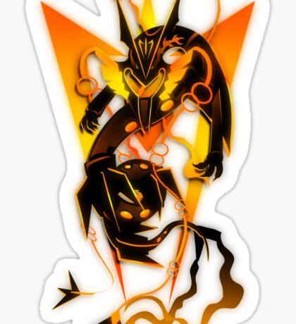 Mega Rayquaza Sticker