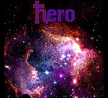 HERO by meatballhead