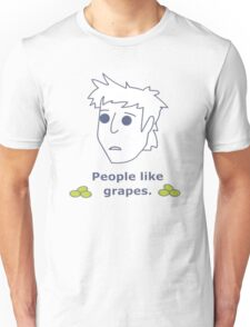 Gavin Free - People Like Grapes Unisex T-Shirt