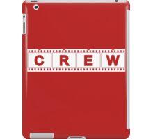 Movie Production Film Crew iPad Case/Skin