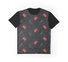 Master System (black) Graphic T-Shirt