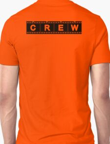 Movie Production Film Crew (Light) T-Shirt