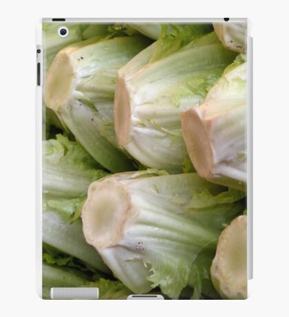 Lettuce All Come Together iPad Case/Skin