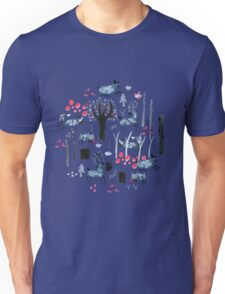 Frosted Forest Unisex T-Shirt