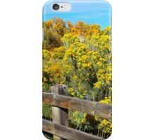 Autumn Yellows and Oranges  iPhone Case/Skin