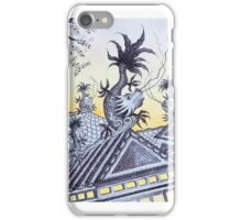 Dragon Temples iPhone Case/Skin