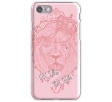 Liontoinette iPhone Case/Skin