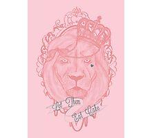 Liontoinette Photographic Print