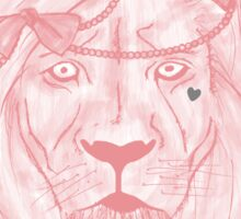 Liontoinette Sticker