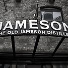 Jamesons Sign by mlphoto