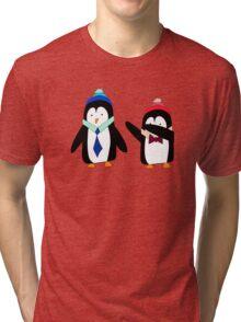 Penguin Duo Tri-blend T-Shirt