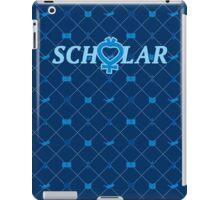 SCHOLAR iPad Case/Skin
