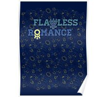 FLAWLESS ROMANCE Poster