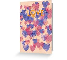 LOVE Greeting Card